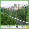 Les courbes 3V extérieures ont soudé le jardin de treillis métallique clôturant en vente