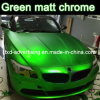 Matt verde Chrome Car Color Changing Film 1.52*20m
