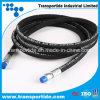 Qualitäts-hydraulischer Gummiunterlegscheibe-Hochdruck-Schlauch