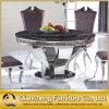 현대 룸 가구 둥근 식탁 대리석 최고 테이블
