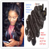 8A Natural Virgin Hair Weave 100% Brasilianer-Menschenhaar Extension _Buy Same Quantity Hair mit 4/5 Fund You Spend Now 050