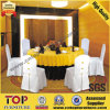 Banquete Polyester Chair Cover e Table Cloth