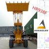 Hr938fの小型安い車輪のローダーの雪鎖