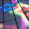 Iluminação do DJ Faz o Diodo Emissor de Luz Interativo Iluminado Dance Floor