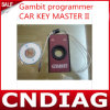Amo dominante auto profesional II del clave del coche del programador del gambito del programador