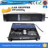 Rectángulo estéreo del sistema de sonido del amplificador profesional de la potencia Fp10000q para el altavoz