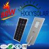 1つの太陽LEDの街灯の高い発電80Wすべて