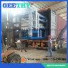 Máquina de fabricación de ladrillo automática de Qt4-15c Suráfrica