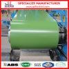 Цвет PPGL Ral Prepainted катушки Galvalume стальные
