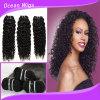 Bom cabelo humano não processado de qualidade 100%