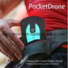 Zangão Pocket Foldable com curso de WiFi da câmera