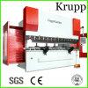 Máquina de dobra hidráulica do CNC com padrão de Europen