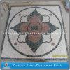 Natürliche Marmorkleine Mosaik-Steinfliesen für Raum-/Hotel-Dekoration