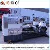 Torno convencional manual económico de China para los cilindros de torneado (CW61100)