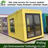 Casa del contenedor para la venta (puede diseñar según el requisito o la idea del `s del cliente)