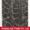 Furniture를 위한 형식 Soft Snake Yangbuck PVC Synthetic Leather