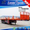 De 3-as 40foot van het nut Flatbed Semi Aanhangwagen van de Lading met HoofdRaad
