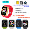 Bluetooth inteligente Smart Watch Phone para Android y IOS (GM18S)