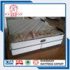 Preiswerte Standardhotel-Gebrauch-Bett-Unterseite und Matratze