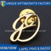 Kundenspezifisches permanentes starkes Metallabzeichen