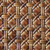 PVC Leather de Design d'armure pour Bag (QDL-BV048)