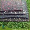 EPDM granulierter Gummimatten-Bodenbelag