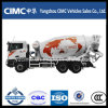 C&C 9m3 6X4 Concrete Mixer Truck