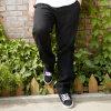 2014 pantaloni di lavaggio del Chino del cotone dell'uomo di modo (LSPANT058)