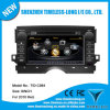 2DIN 7 Car DVD Player com 3D Gui, Monitor Digital, Pip, RDS, Bt, TV, GPS, etc Swc (TID-7200N)