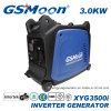 gerador do inversor da gasolina 3000W com acionador de partida elétrico e de controle remoto