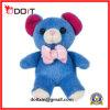 Oso azul del peluche de Bowtie Keychain del oso promocional del peluche