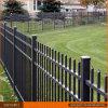 Painéis da cerca do jardim do ferro feito da segurança