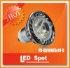 AC110~240V 1W 2W 3W 5W GU10 DEL Spot Light