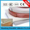 Pegamento de madera de la venda del PVC de la cinta del borde de los muebles