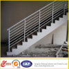 Pasamano interior decorativo recto/pasamano de la escalera/carril de interior de la escalera