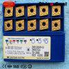 Gold/Schwarzes/graues CNC-Karbid-dreheneinlage