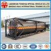 De Aanhangwagen van de Tank van het Roestvrij staal van de Olie van de Benzine van de aardolie