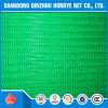 Heiße Verkäufegrüne Sun-Farbton-Netz-Farbton-Filetarbeit