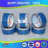 Nastro adesivo stampato marchio su ordinazione di BOPP