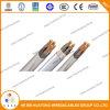 Aluminium de câble d'entrée de service de l'UL 854/type de cuivre expert en logiciel, type R/U Seu 4/0 4/0 2/0