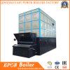 Heiße Verkaufs-horizontale Kohle abgefeuerter thermischer Öl-Dampfkessel für Gewebe