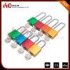 Padlock цветастой обеспеченностью алюминиевый с ключ для всех замков
