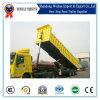 Acoplado del carro de vaciado de la tonelada de China 40-100, acoplado del cargo de la pared lateral