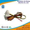 Asamblea de cable plano gris de la cinta
