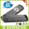 Climatiseur 2.4GHz Wireless Keyboard avec Air Mouse