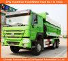 266HP 371HP 무겁 의무 Sinotruk HOWO Dump Trucks