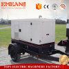 112kw Weifang에 의하여 냉각되는 최고 침묵하는 디젤 엔진 발전기