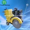 De Concrete Scherpe Machine van het asfalt met Dieselmotor
