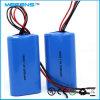 OEM/ODM LED Batterie des Licht-18650, 7.4V 2200mAh