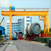 Beam doble Gantry Crane con Electric Trolley (magnesio)
